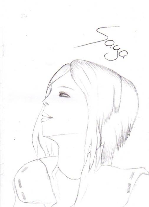 Kiro by Saya-Mi